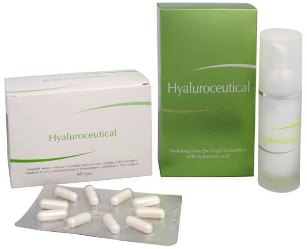 Herb Pharma Hyaluroceutical - hydratační biotechnologická emulze 30 ml + Hyaluroceutical 60 kapslí ZDARMA (z4556) od www.kosmetika.cz