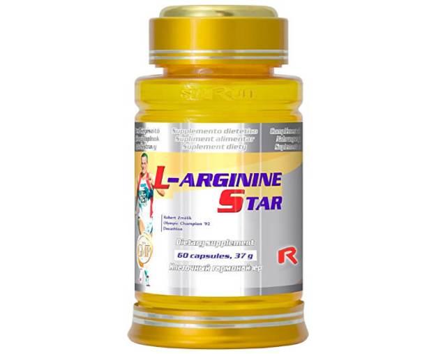L-ARGININE STAR 60 kapslí (z5212) od www.prozdravi.cz