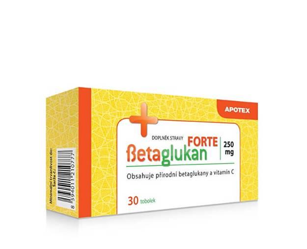 Betaglukan Forte 250 mg 30 tob. (z16126) od www.prozdravi.cz