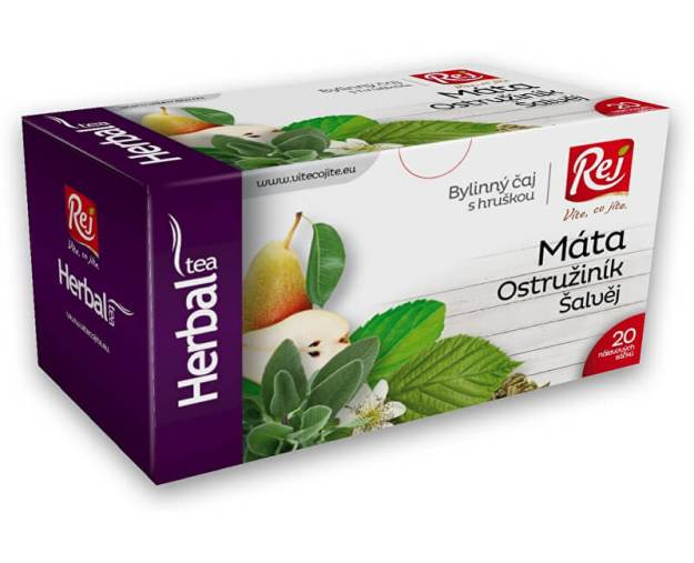 Čaj HERBAL - bylinný čaj s hruškou 30g (z41535) od www.prozdravi.cz