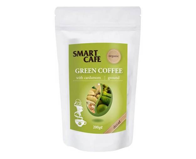 Bio Zelená káva s kardamonem 200g (z41958) od www.prozdravi.cz