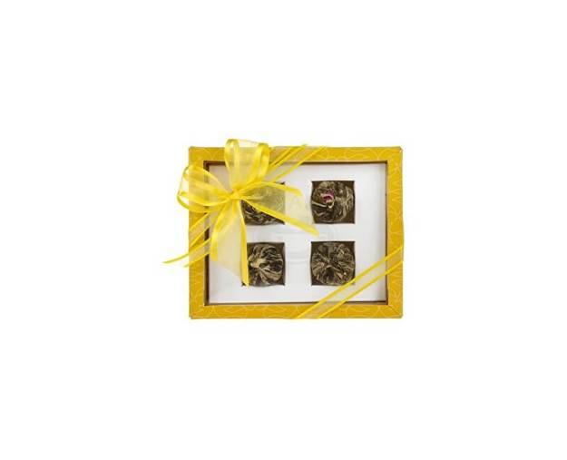 Asteria žlutá - set kvetoucích čajů (z42012) od www.prozdravi.cz