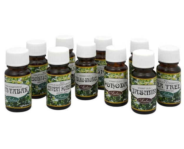 100% přírodní esenciální olej pro aromaterapii 10 ml (z43203) od www.prozdravi.cz