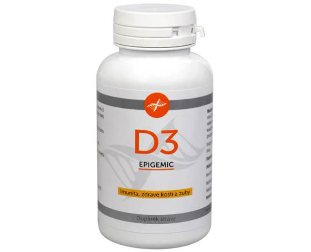 Vitamin D3 Epigemic 150 kapslí (z43536) od www.prozdravi.cz