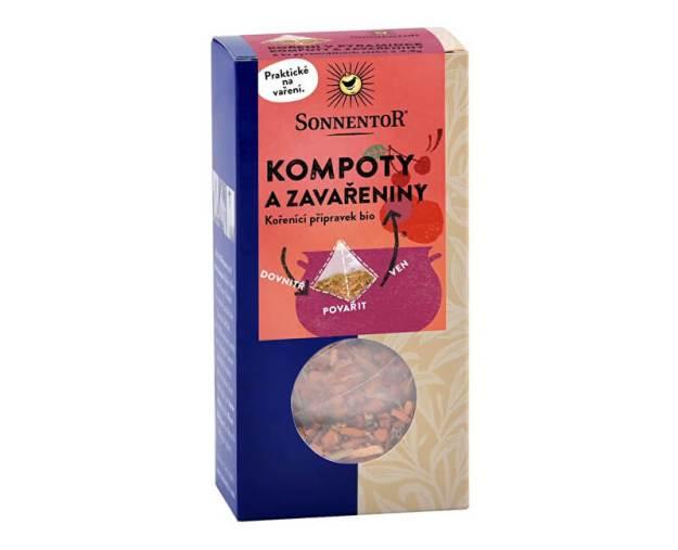 Bio Kompoty azavařeniny - koření vpyramidce 6 x 4,8 g (z44382) od www.prozdravi.cz