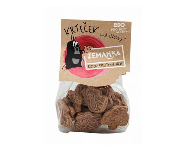 Bio Krtkovy malinové sušenky 100 g (z44226) od www.prozdravi.cz