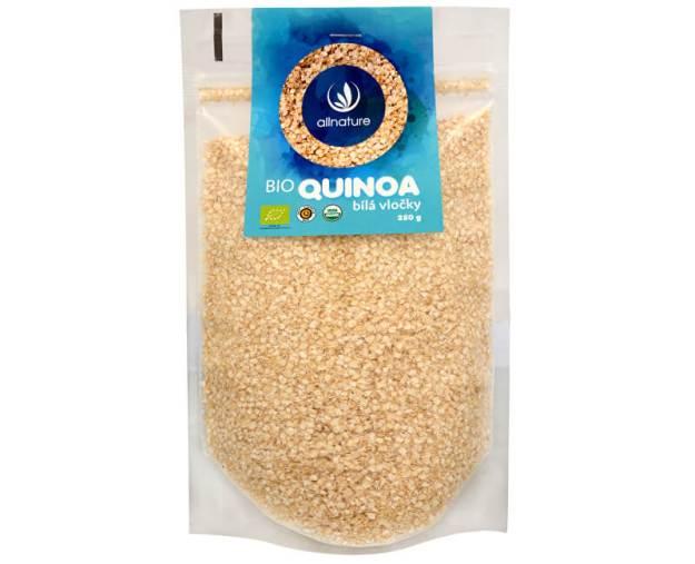 BIO Quinoa bílá vločky 250 g (z49545) od www.prozdravi.cz