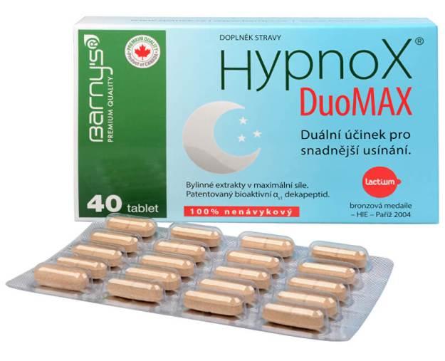 Hypnox DuoMAX 40 tbl. (z49504) od www.prozdravi.cz