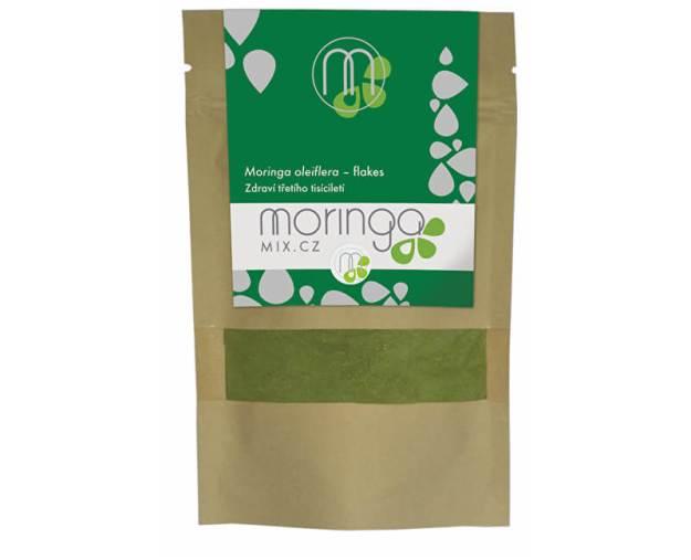 Moringa olejodárná 100% - flakes 30 g (z49473) od www.prozdravi.cz