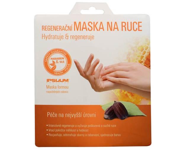 Ipsuum Prestige Regenerační maska na ruce - rukavice (z49943) od www.kosmetika.cz
