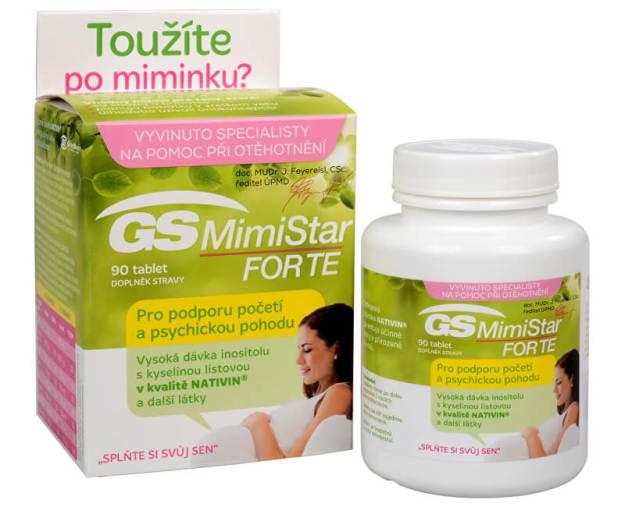 GreenSwan GS MimiStar FORTE 90 tbl. (z50424) od www.kosmetika.cz