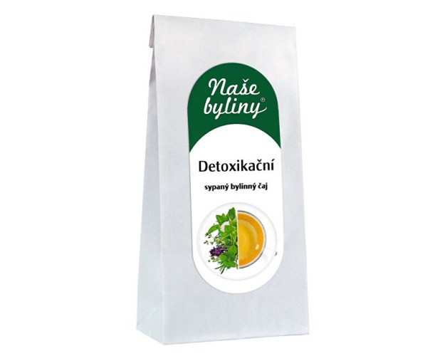Detoxikační 50g (z51997) od www.prozdravi.cz