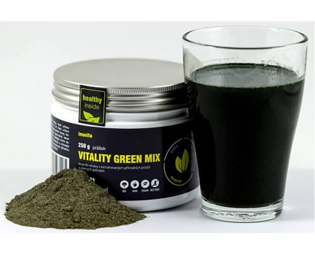 BIO Vitality Green mix 250 g (z52189) od www.prozdravi.cz