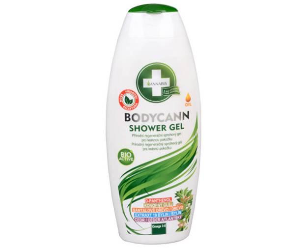 Bodycann přírodní sprchový gel 250 ml (z52401) od www.prozdravi.cz