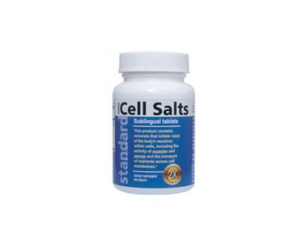 Buněčné soli 250 tablet (z52556) od www.prozdravi.cz