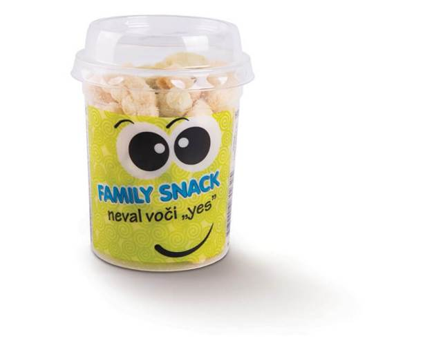 Family snack YES Hrášek 20g (z52776) od www.prozdravi.cz