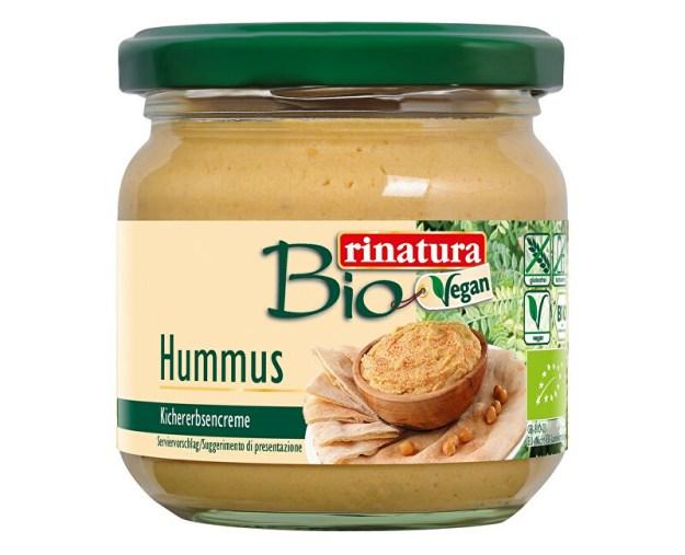 Bio Hummus krém se sezamem bezlepkový 180g (z52121) od www.prozdravi.cz