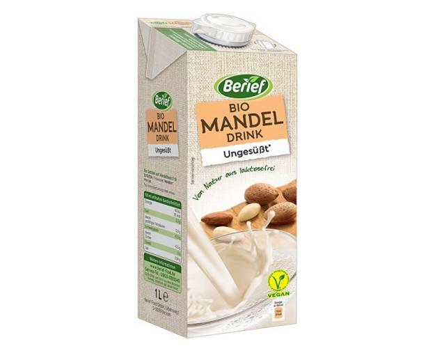Bio mandlový nápoj BERIEF 1 l (z53542) od www.prozdravi.cz