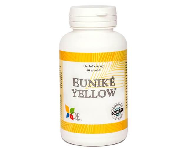 Queen Euniké Euniké Yellow 60 tobolek (z53592) od www.kosmetika.cz