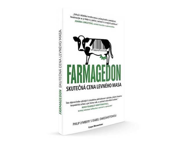 Farmagedon - skutečná cena levného masa (Philip Lymbery, Isabel Oakeshott) (z53569) od www.prozdravi.cz