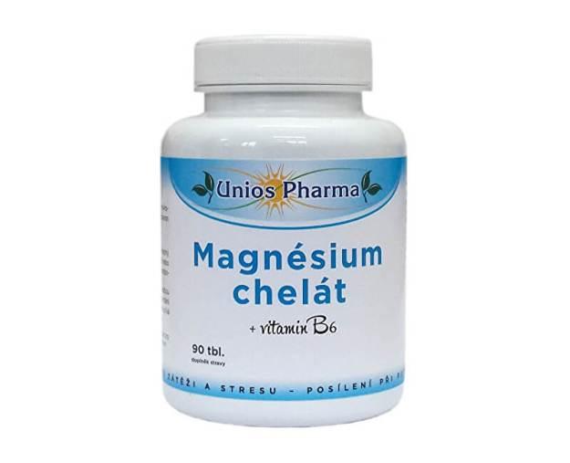 Magnésium chelát 90 tablet (z53006) od www.prozdravi.cz