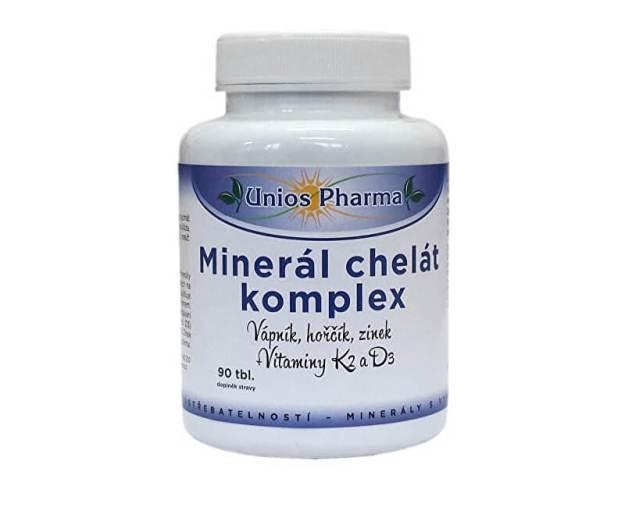 Minerál chelát komplex 90 tablet (z53007) od www.prozdravi.cz