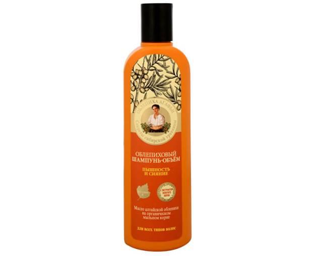 Rakytníkový šampon pro objem a lesk 280 ml (z53117) od www.prozdravi.cz