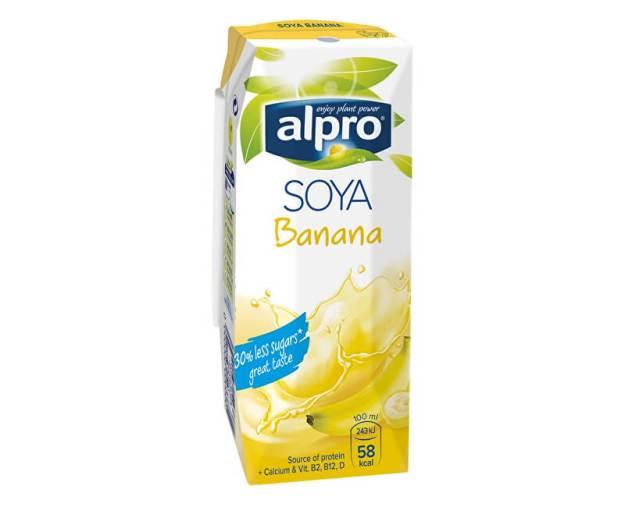 Sójový nápoj banán 250ml (z53362) od www.prozdravi.cz