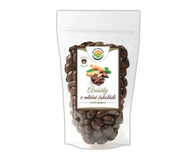 Arašídy v mléčné čokoládě (z54155) od www.prozdravi.cz