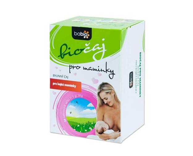BABIO biočaj pro maminky 20 sáčků (z54894) od www.prozdravi.cz