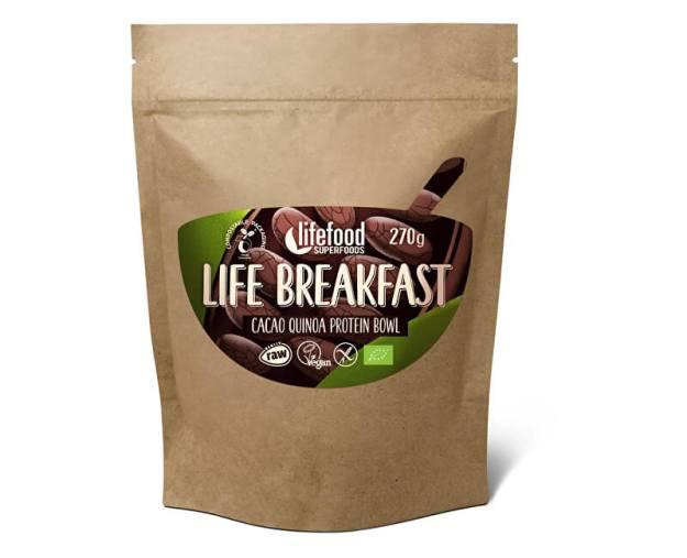 Bio Life breakfast Kaše kakaová s quinoou 270g (z54793) od www.prozdravi.cz