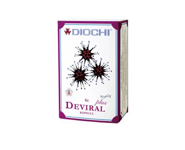 Deviral Plus 60 kapslí (z54858) od www.prozdravi.cz