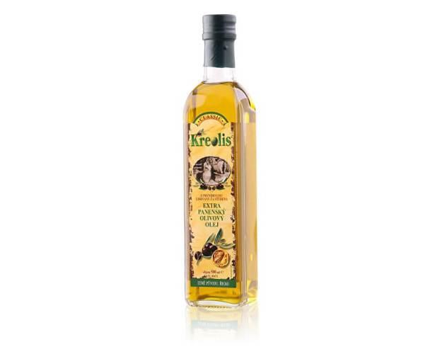 Extra panenský olivový olej Kreolis 0,5l (z54963) od www.prozdravi.cz