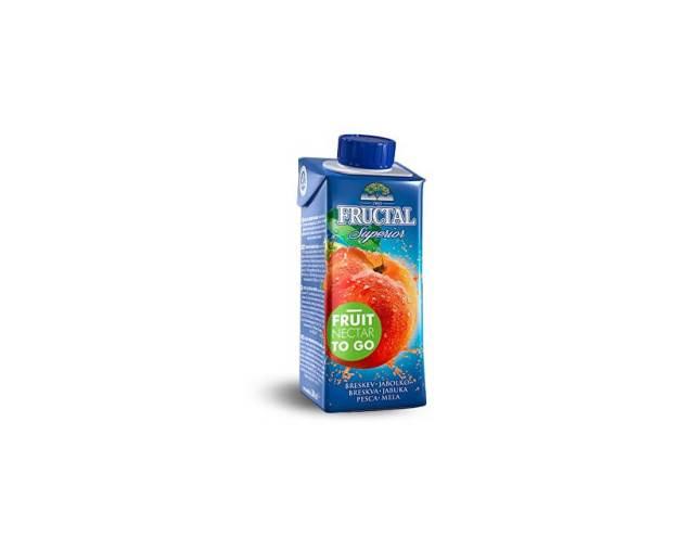 Fructal superior broskev 200ml (z54782) od www.prozdravi.cz
