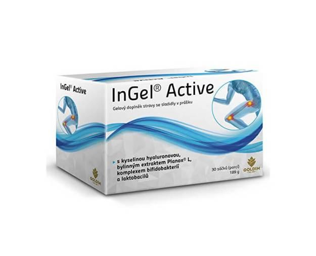 InGel Active 30 sáčků (z54914) od www.prozdravi.cz