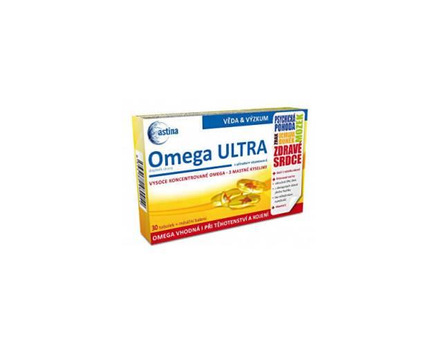Omega ULTRA 30 tobolek (z54014) od www.prozdravi.cz