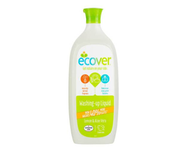 Ecover Prostředek na nádobí s aloe a citrónem 950 ml (z54479) od www.kosmetika.cz