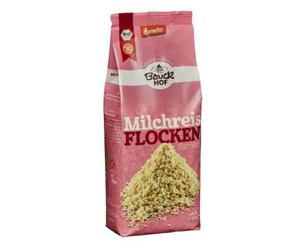 Bio vločky na přípravu mléčné rýže 425g (z55895) od www.prozdravi.cz