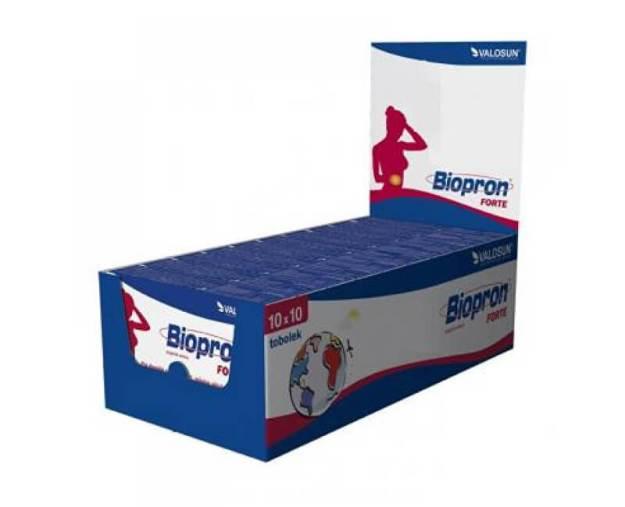 Biopron Forte box 10x10 tob. (z55687) od www.prozdravi.cz