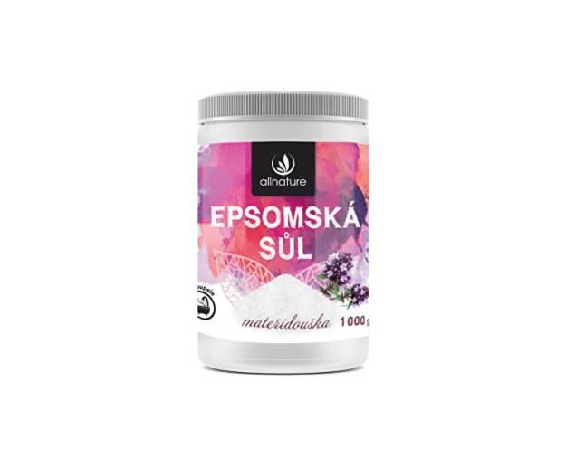 Epsomská sůl mateřídouška 1000 g (z55342) od www.prozdravi.cz