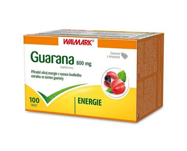 Guarana 800 mg 100 tbl. (z55784) od www.prozdravi.cz