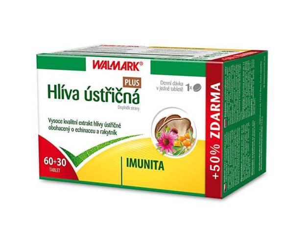 Hlíva ústřičná Plus 60 tbl. + 30 tbl. ZDARMA (z55813) od www.prozdravi.cz