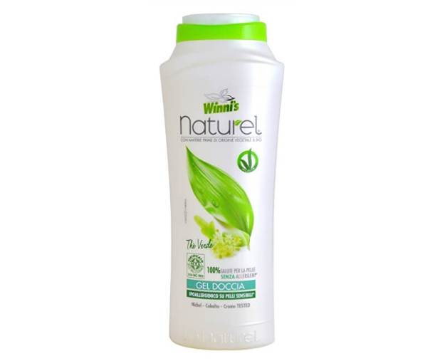 NATUREL Gel Doccia The Verde sprchový gel se zeleným čajem 250 ml (z55324) od www.prozdravi.cz