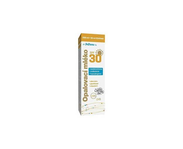 Opalovací mléko SPF 30 230 ml (z55997) od www.prozdravi.cz