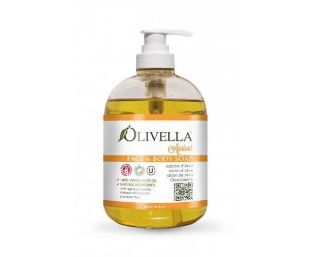 Tekuté mýdlo s vůní meruňky 500 ml (z55866) od www.prozdravi.cz