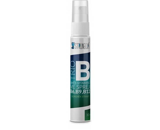 Strunecká Trio B - kombinace vitaminů B6, B9, B12 30 ml (z55432) od www.kosmetika.cz