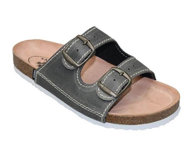 Zdravotní obuv dámská D/21/90/BP antracit (z55604) od www.prozdravi.cz