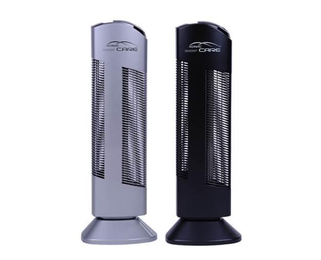 Čistička vzduchu Ionic-CARE Triton X6 stříbrná + černá 2 ks (zvýhodněné dvojbalení) (z56178) od www.prozdravi.cz