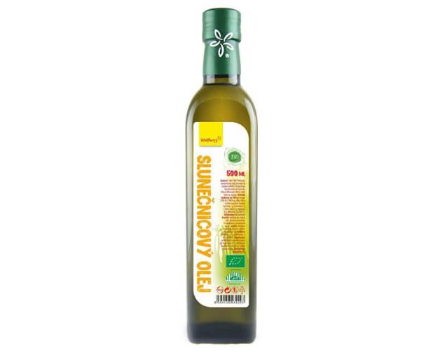 Slunečnicový olej BIO 500 ml (z56525) od www.prozdravi.cz