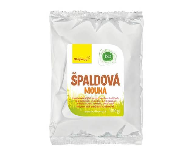 Špaldová mouka BIO 400 g (z56533) od www.prozdravi.cz